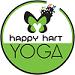 Happy Hart Yoga Logo